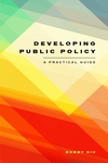 2013 developing public policy cvr